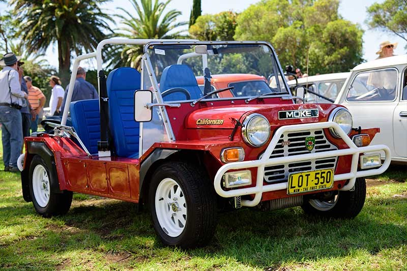Minis in the Gong 63