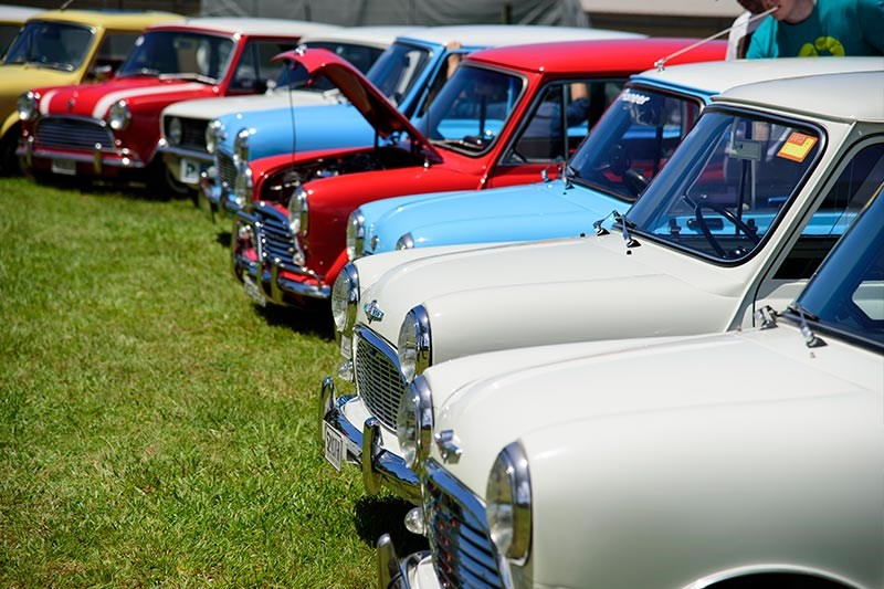 Minis in the Gong 83