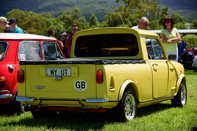 Minis in the Gong 86