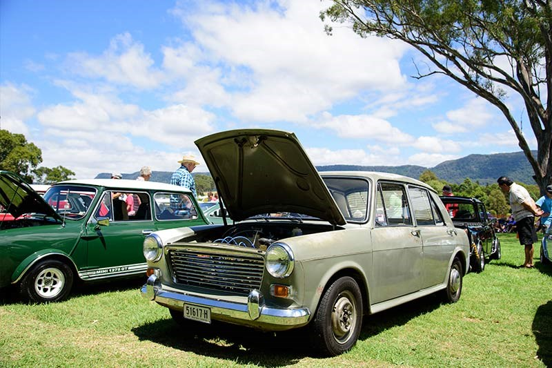Minis in the Gong 91