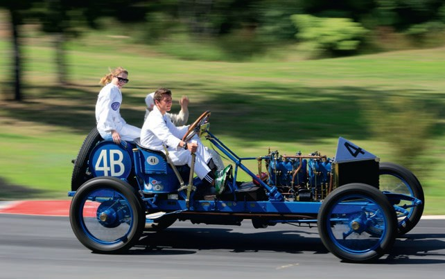 Anne Thompson: 1906 Darracq Grand Prix