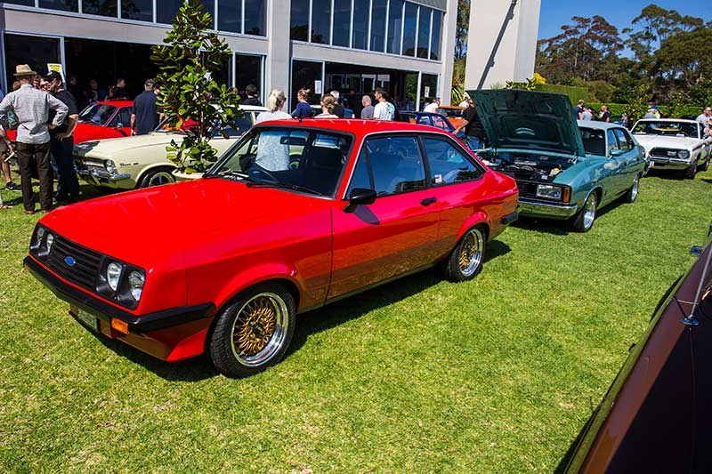 Northern Beaches Muscle car 10