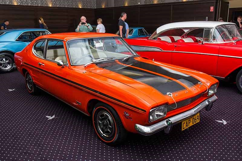 Northern Beaches Muscle car 23