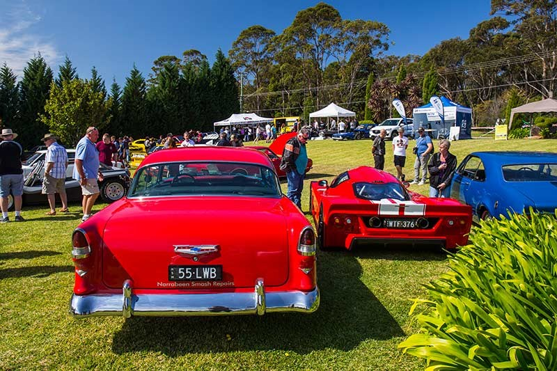 Northern Beaches Muscle car 34