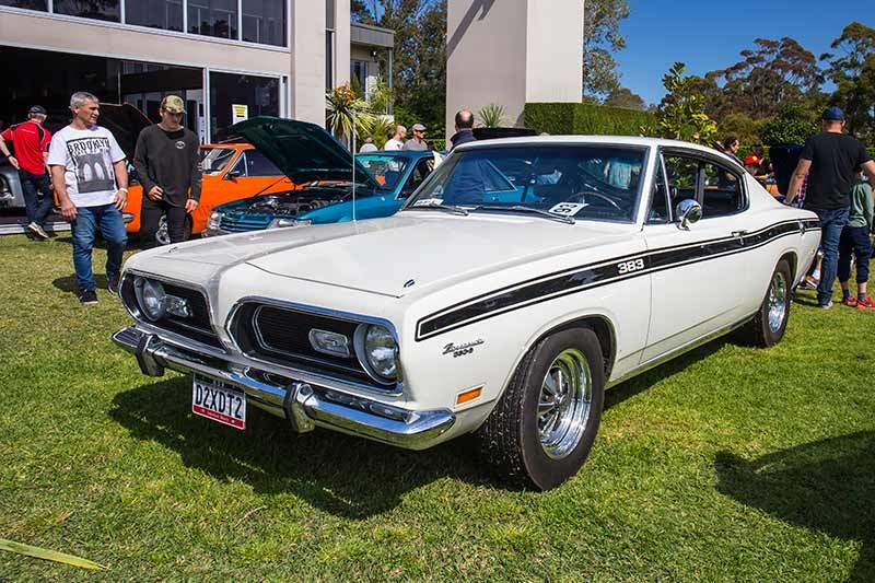 Northern Beaches Muscle car 39