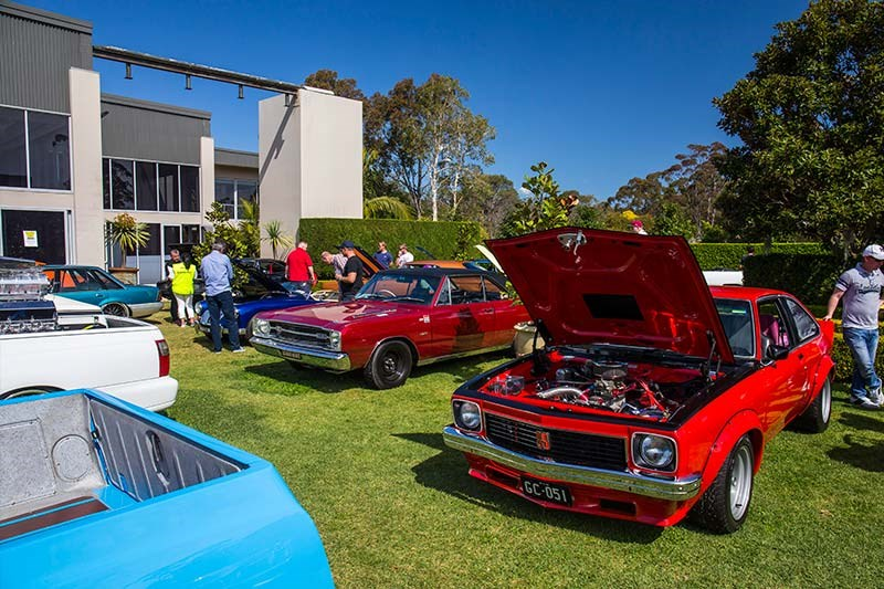Northern Beaches Muscle car 46
