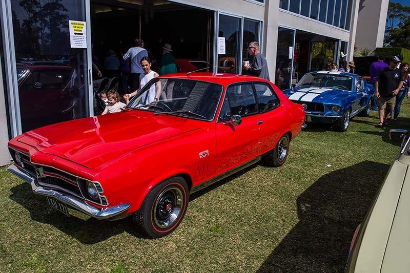 Northern Beaches Muscle car 50
