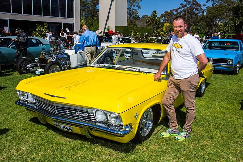 Northern Beaches Muscle car 7