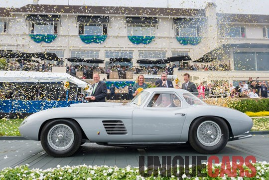 Pebble Beach 2014 Best of Show 1