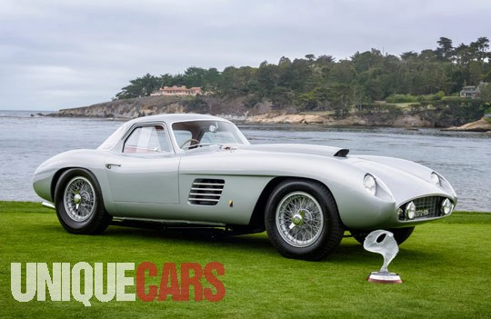 Pebble Beach 2014 Best of Show 3