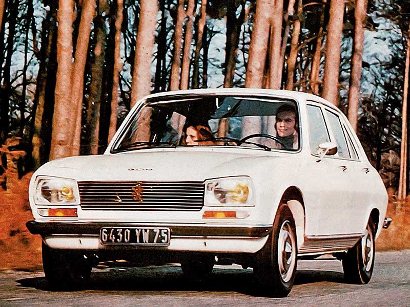 1970 Peugeot 504 Review Great Cars Of The 70s