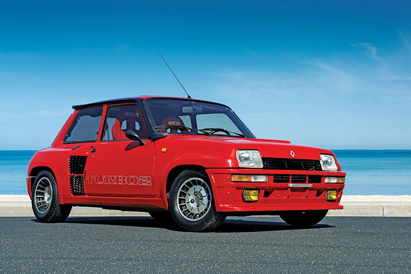Renault 5 Turbo 2 Data main