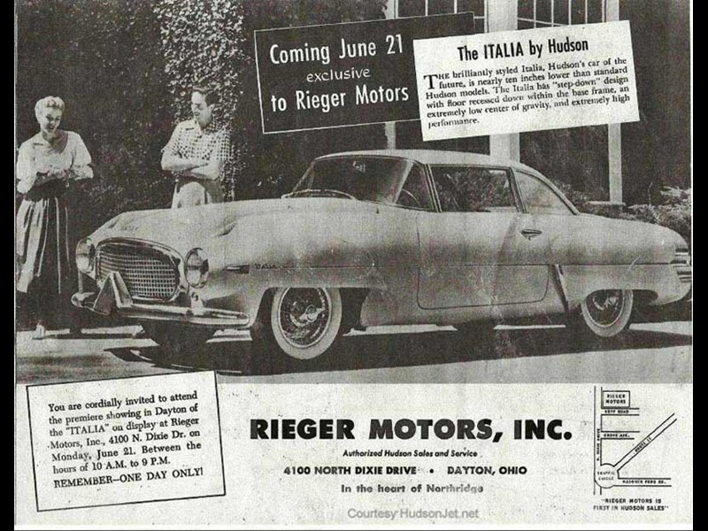 Rieger Motors Inc, Dayton, Ohio