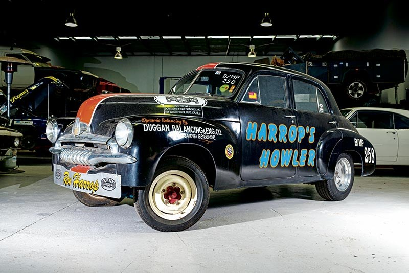 Ron Harrop Howler FJ Holden 3