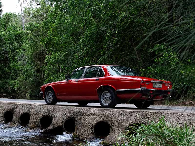 Jaguar XJ6 Series III