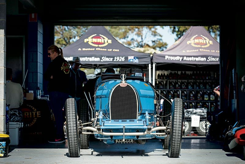 Sandown Historic 007