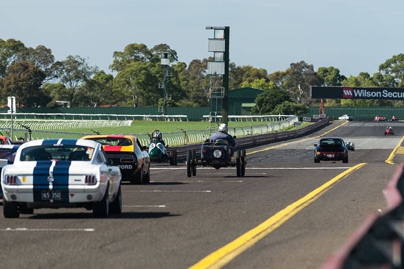 Sandown Historic 147