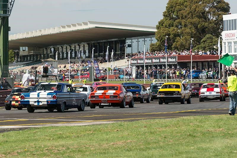 Sandown Historic 297
