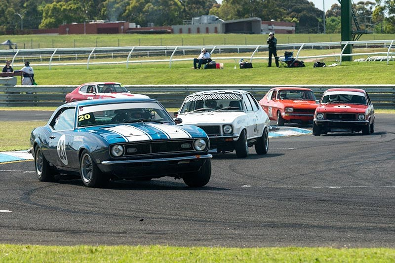 Sandown Historic 317