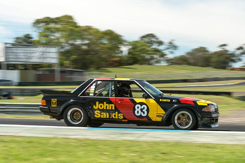 Sandown Historic 598