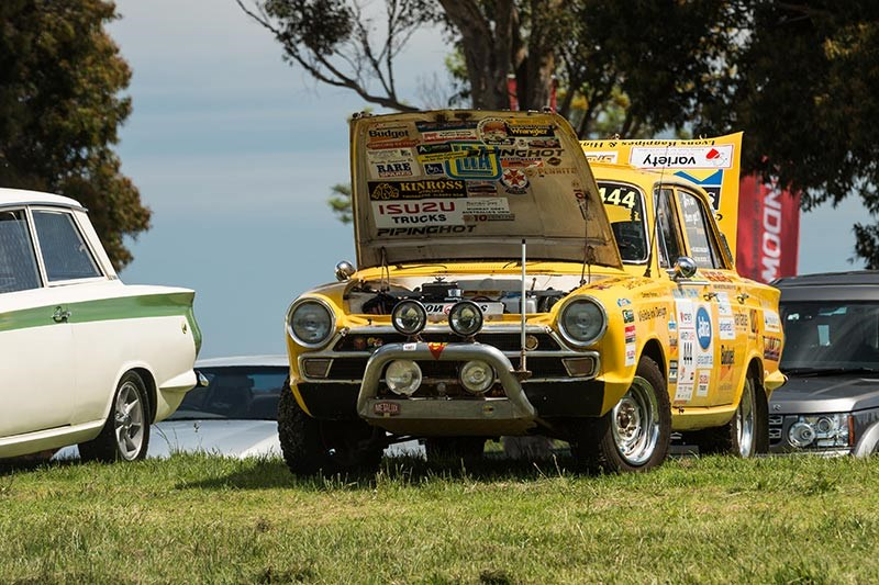 Sandown Historic 623