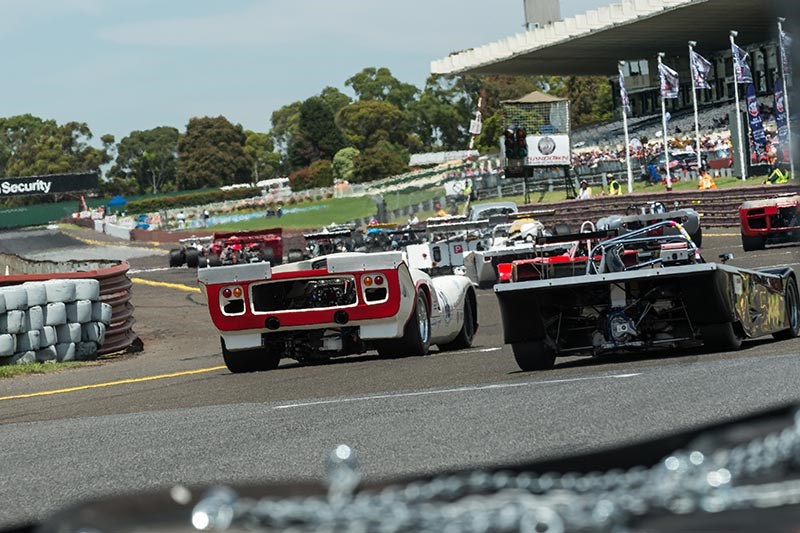 Sandown Historic 743