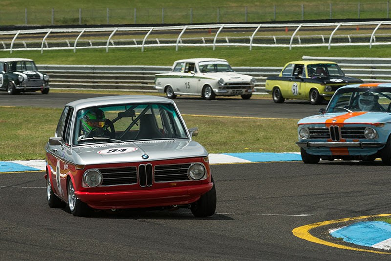 Sandown Historic 852