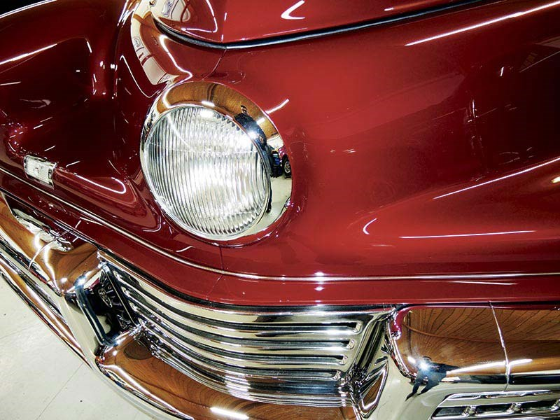 Tucker Cyclops headlight