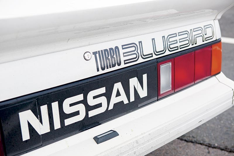 1983 Nissan Bluebird Turbo