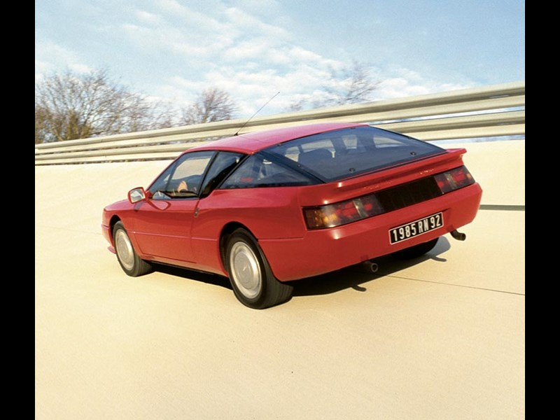 Alpine A610 and GTA models seem to have the right credentials but have failed to launch