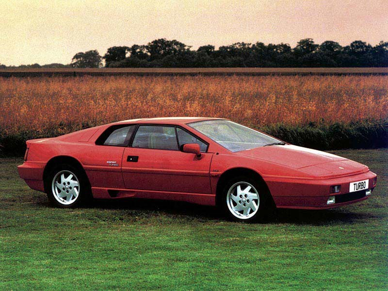 Lotus Esprit: Go for a time-warp Series 1 or the last GT3 and Sport 350 models
