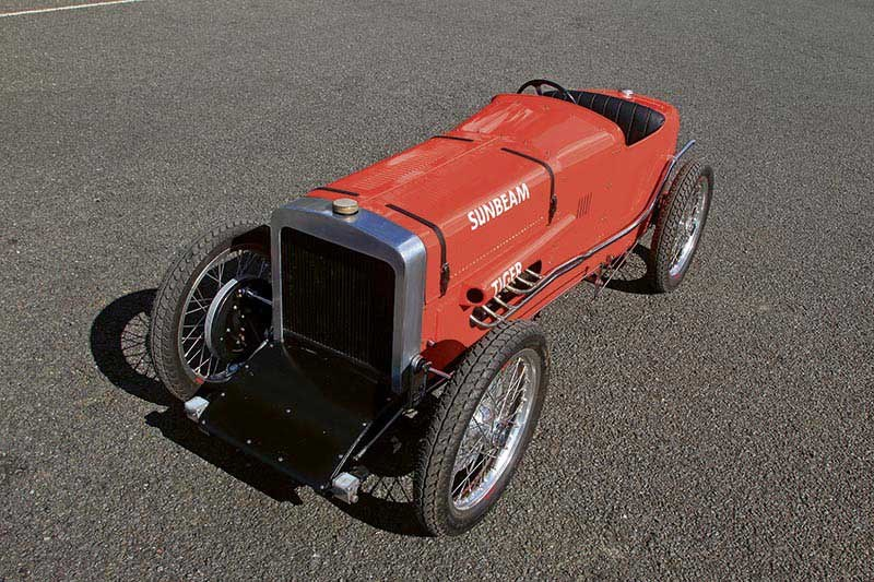 1925 Sunbeam Tiger replica