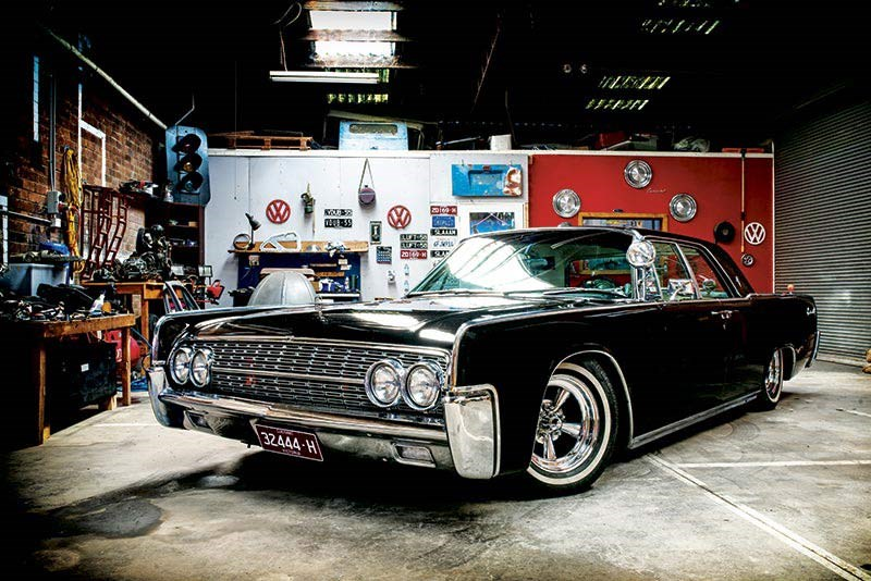 Reader ride:  1962 Lincoln Continental