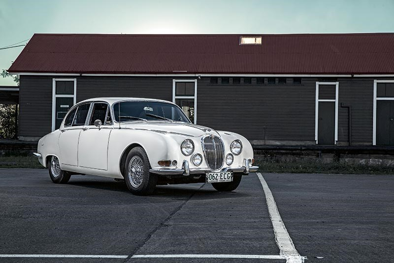 1963-68 Jaguar S Type