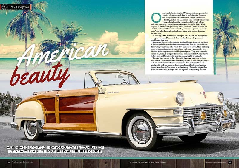 UC 374: 1947 Chrysler Town Country
