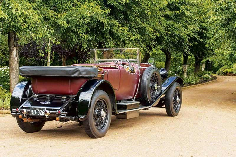 1931 Bentley 8-Litre