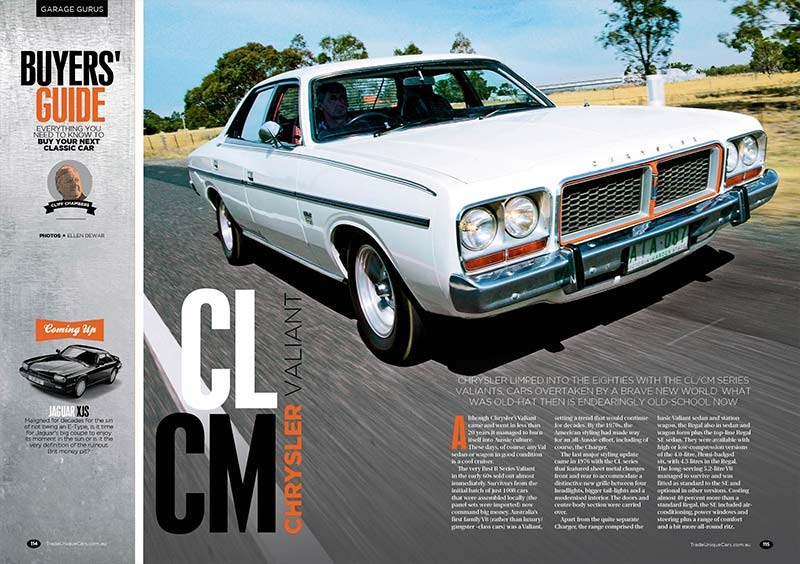 Buyer's guide: CL/CM Charger