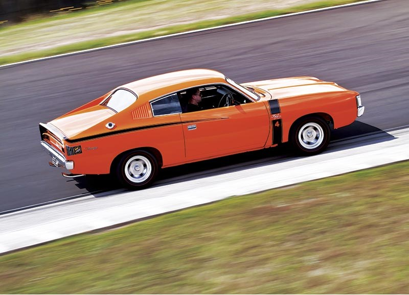 1971 VH Valiant Charger R/T E49
