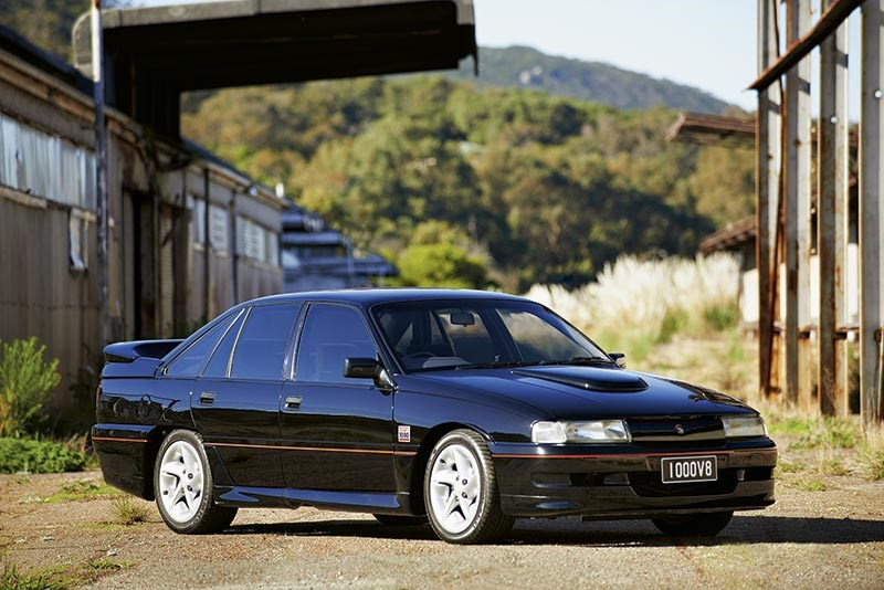 Billy Evans brought a lost Aussie muscle car back from the brink