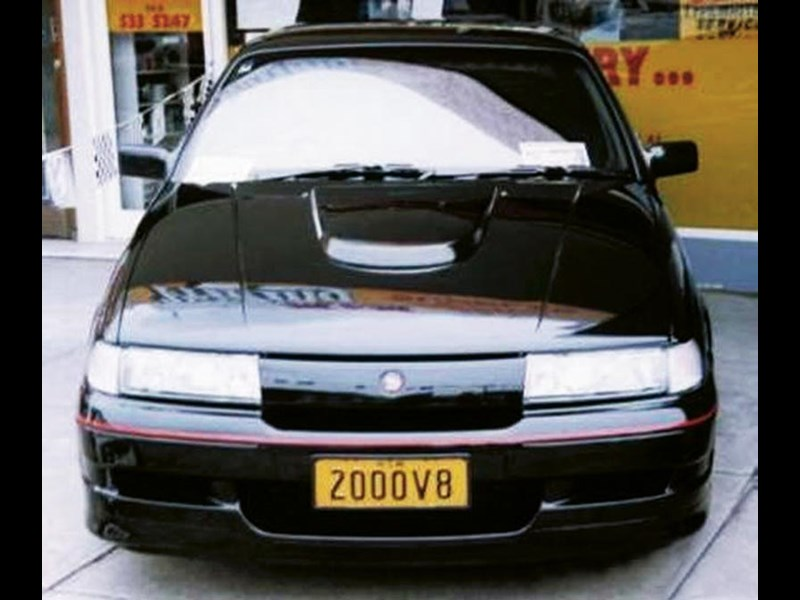 2000V8, or chassis 161 - the mystery car