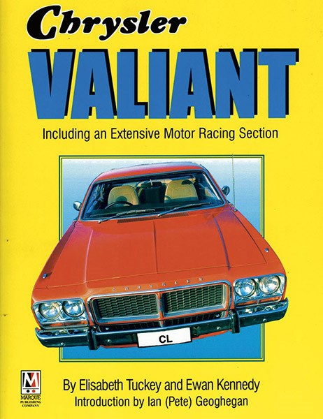 Valiant Pacer Book