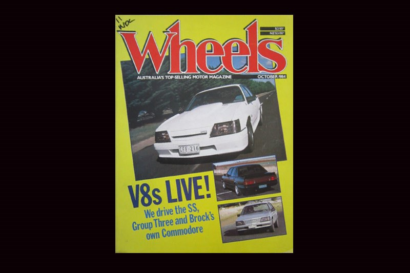Wheels mag Brock VK