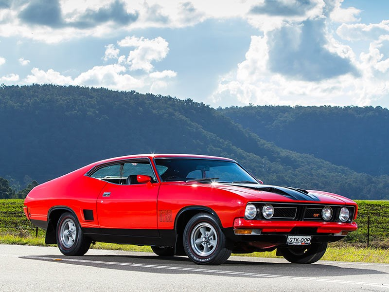 ford xb falcon gt 351 coupe. Black Bedroom Furniture Sets. Home Design Ideas