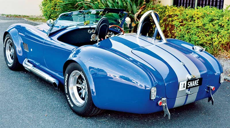 Absolute Pace Cobra replica