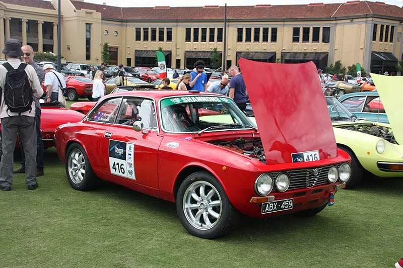 alfa romeo racing 105