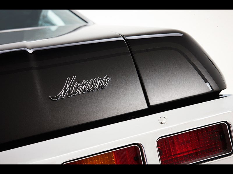 badge Monaro