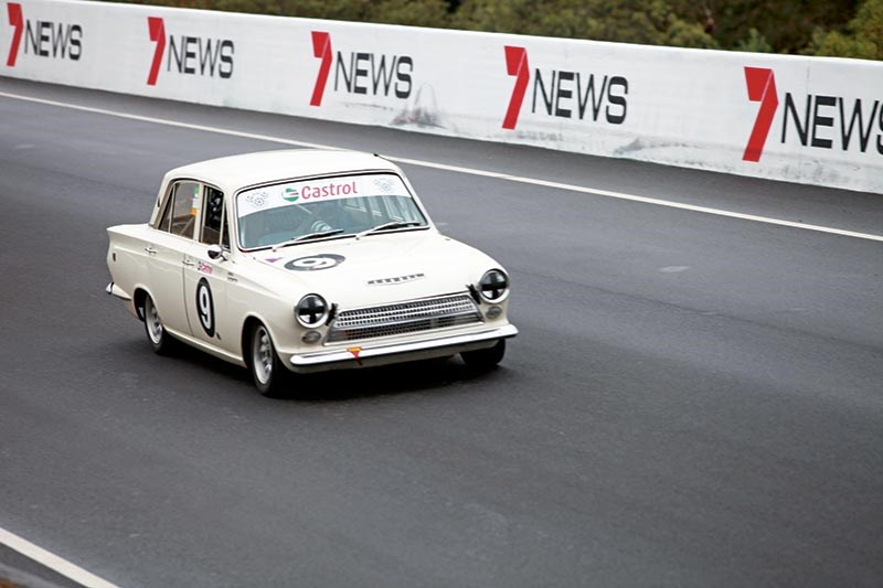 David Waddington's Lotus Cortina