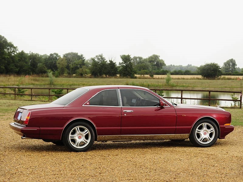 Bentley Continental 1991