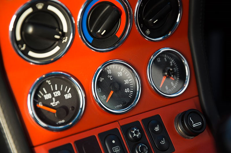 bmw z3 m coupe console gauges