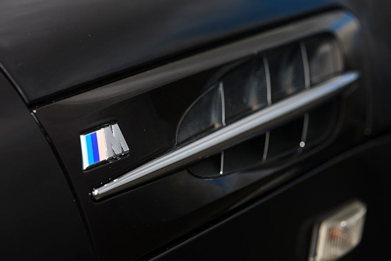 bmw z3 m coupe side fins